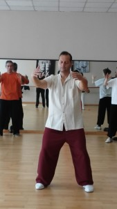 Qi Gong Maestro Pace